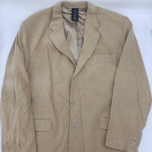 Liz Claiborne Mens Blazer Sports Coat Size 44 R